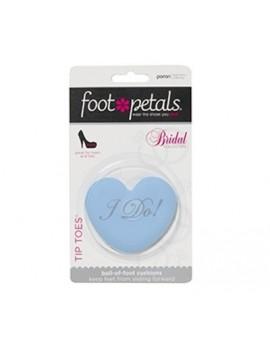 Coussinets pour chaussures de mariage FootPetals
