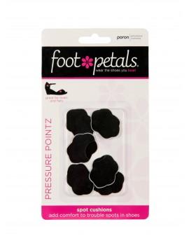 FootPetals Mini-Komfortschuhpolster in Schwarz