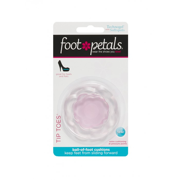 Reusable Technogel® Ball-of-foot cushions