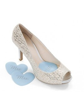Ball of foot cushions for brides
