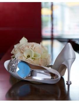 Ballenpolster für die Braut