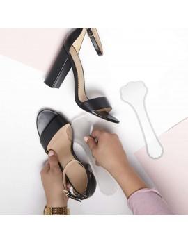 Coussin de chaussure en gel réutilisable d'une chaussure à l'autre