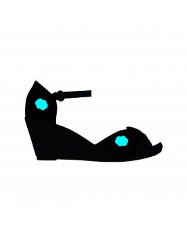 Mini coussinets pour points de pression dans les chaussures