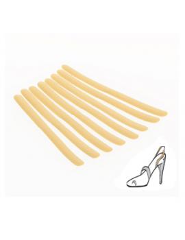 bandelettes en beige 6 pièces / paquet