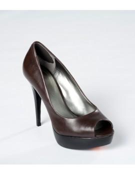 heel cushion in black