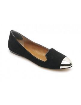 Heel guard in black
