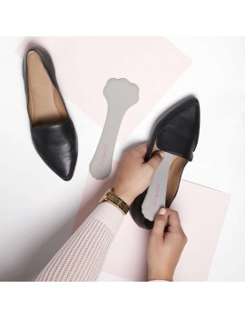 Full length shoe cushions grey