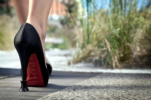 The best protection for your heels